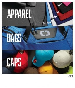 Apparel, bags and caps Indianapolis, Indiana Area