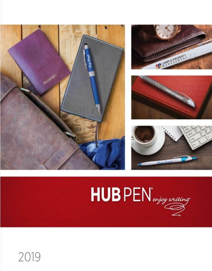 Hub Pen catalog