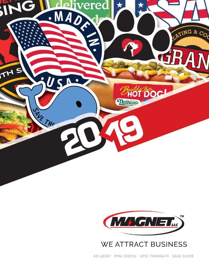 Magnet Catalog, promo products