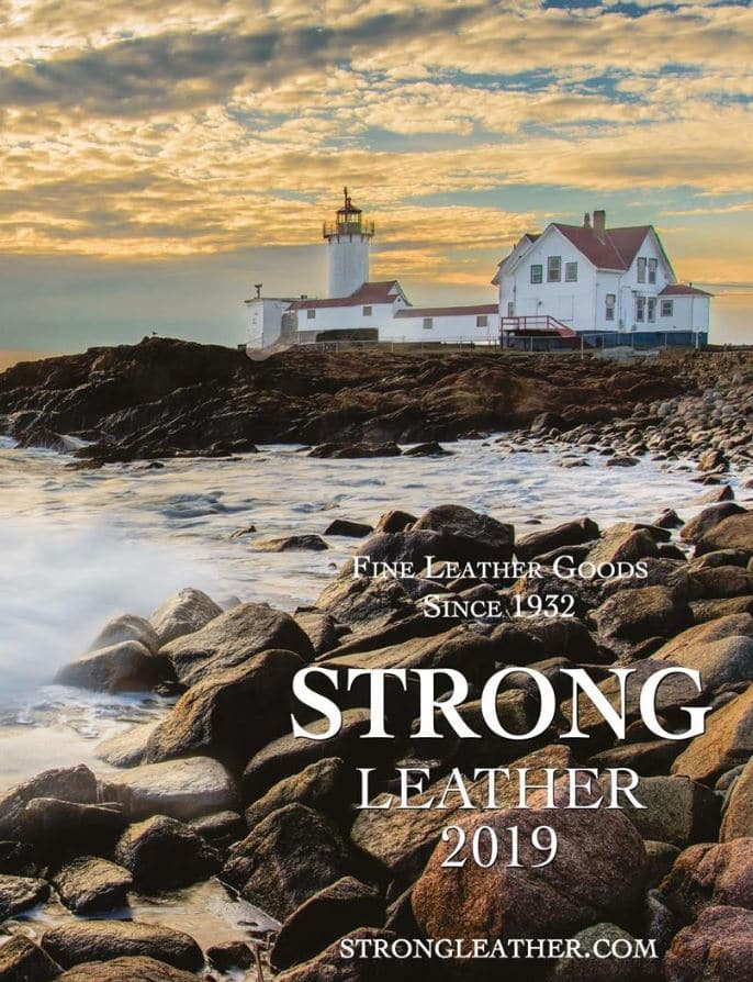 Strong Leather Catalog