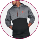 brand name SWEATSHIRTS that are customizable