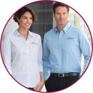 WOVEN SHIRTS for your employees and staff