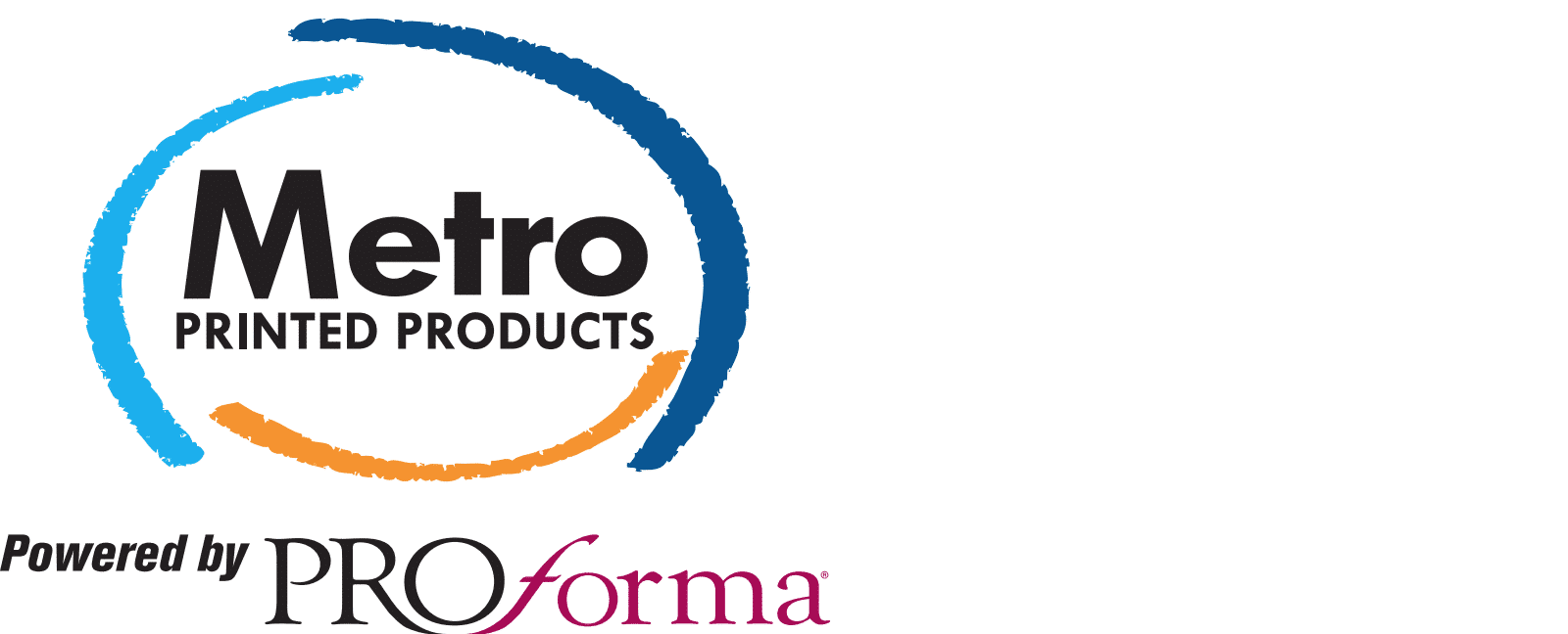 Metro Printed Products Logo